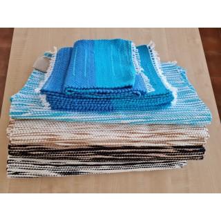 Ročno tkani namizni tekači