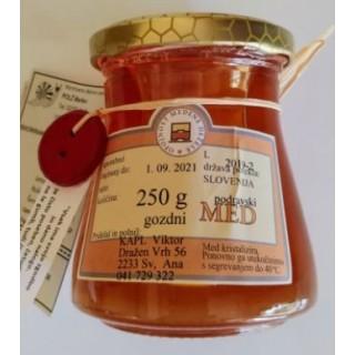 Cvetlični ali gozdni med